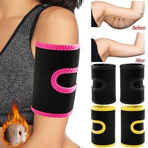 ARM قادين ساونا العرق الفرقة للنساء ساونا تأثير الذراع أنحل شاشات المضادة السيلوليت الذراع تجريب الجسم المشكل