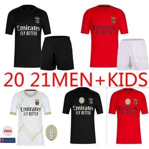 2021New Desen Xkbenfica Futbol Formaları 20 21 Pizzi Seferovic Todibo Everton Vertonghen Rafa A.Almeida Erkek yetişkin çocuk futbol sh