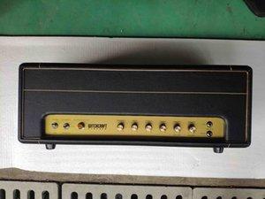 JCM 800 Custom Amplifiers 50W with EFFECT LOOP EC83*3 EL34*2 JJ Ruby Tubes Accept Any Customization