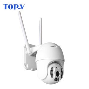 Full HD 1080P 4g IP Camera Wireless Wired PTZ Outdoor Speed Dome CCTV Security Camera