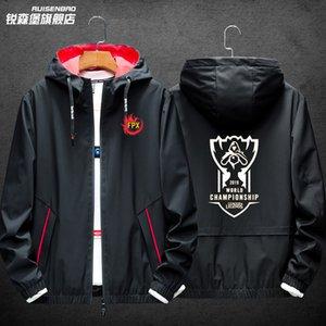 Hero S10 conquers LPL clothes Ig tes FPX team uniform lol League men's jacket