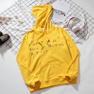 패션 망 디자이너 후드 여성들의 Luxurys Hoodie 남성 브랜드 스웨터 편지 스트리트와 스웨트 덤프 스웨터 덤프 202011241x