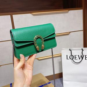 Luxurys Designers Shoulder Bag latest nano dionysu noble purse high quality leather lady handbag gift box packaging Free Ship