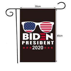 Président Harris 2020 Flags American 30x45cm Election Biden Drapeau Bannière pour Yard 30x45cm Biden Big Taille Mode Wmthep FGNS
