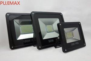 Venda quente 100W 50W 30W Refletor LED Floodlight LED Spotlight AC110V 220V Ao Ar Livre Floodlight Levou Lâmpada Luz do Jardim