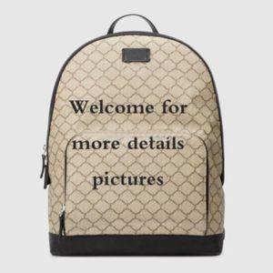 Mochila de alta calidad Classic venta caliente bolsa de viaje de cuero bolsa de negocios bolsa de notebook 406370 Tamaño: 31.5 * 41 * 14.5cm