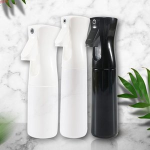 200ml continuous spray water bottle Mist hair Storage Salon Barber hairdressing Tools Water Sprayer White Blackhigh qualtity