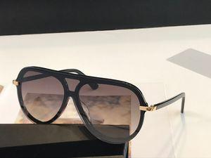 Beaive I New Fashion Uomini e donne Occhiali da sole con speciale telaio a mezza piastra Protezione UV net Red Retro Big Oval Blocco cornice di alta qualità