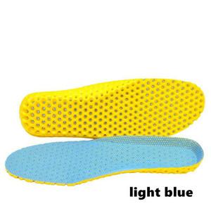 Running Cushion Semelles pour les pieds Homme Femme Semelles pour chaussures orthopédique Semelle Sole de mousse Coussin Stretch respirant Désodorant