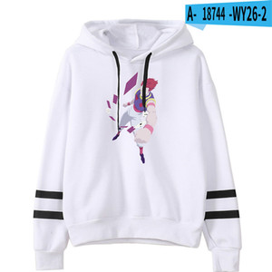 Full time Hunter Japanese Youth Animation long sleeve youth fashion Hooded Sweater autumn and winter men's youth trend
