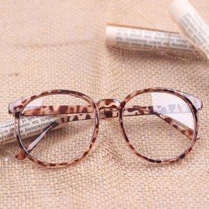 Olnylo Mode Brille Eyewearrahmen Retro Bein Optical für Gläsern Brillen Einfache Frauen Männer Vintage Mode Oculos Gjrol