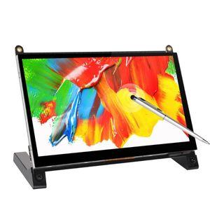 7 inch touch screen portable monitor LCD Display HDMI Interface for Raspberry Pi 4B 3B+ 3B 2B+ BB Black Banana Pi Windows 10 8 7
