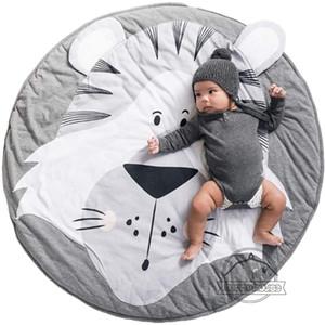 Play Cartoom Animal Baby Mats Newborn Infant Crawling Blanket Floor Carpet Rugs Mat for Children Nursery Dcor Q1121