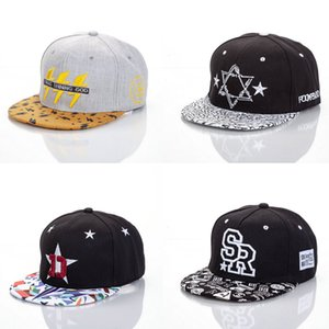 Acrylic Embroidered headwear outdoor casual sun baseball cap for man and women fashion new Hip Hop cap hat Female male