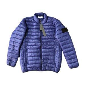 2021 neue Marken-Designer Männer Mäntel Mode Winter-Stein-Jacken-Qualitäts Warm beiläufige Winter-Thick Coat Abzeichen Männer Tops Insel Kleidung