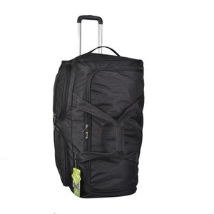 Large Capacity Shoulders Travel Bag 32 34 36 40 42 45 inch Student Rolling Luggage Backpack Men Business Trolley Suitcases Wheel LJ201104
