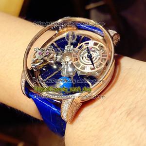 Вечность RF 2021 Вращающийся циферблат CR7 Epic x Chrono Астрономическое Украшение Турбийон Скелет Швейцарские Кварцевые Мужские Часы Алмазный Чехол Часы