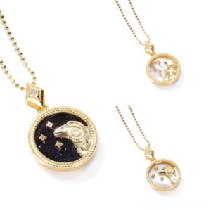 Collier CCRDB Pendentif S925 Chaînes de guérison Chakra Perle Naturelle Gemstone Crystal Collier Collier Collier Original Hommes Diamant Neckla Quartz Femmes