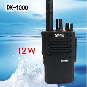 DK-1000 Profesyonel Walkie Talkie Radyo İstasyonu Handy Ham Radyo Alıcı Verici İki Yönlü Communicator Walkie-Talkie