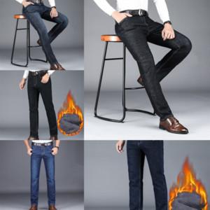 YZB Fashion Wash Casual Autumn Denim Cotton Moda Men's Hip Hop Work Trousers Jeans balman jeans Pants Vintage Hombre Mens Jeans