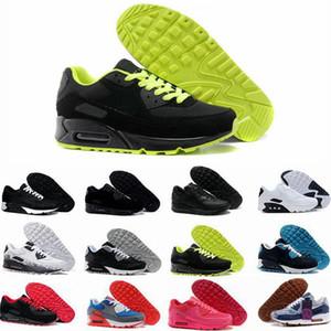 هايت الجودة 90 شبح الأخضر بطة كامو SP عكس البرتقال كامو 90 ثانية أحذية الرجال النساء الرياضة المدربين مصمم رجالي أحذية رياضية 36-45