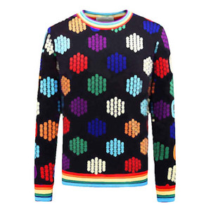 2020 The New Mens Women Designer Suéter de lujo Sudadera Clásica Carta de manga larga para hombre Sudadera con capucha Suéter de diseño Jersey de punto