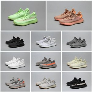 Top Quality stylist Mens Running Shoes Sports Sneakers cinder Black Static Reflective Desert Sage men women vogue jogging sports shoes