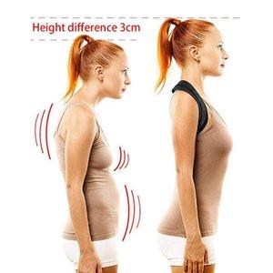 Adult Shoulder Humpback Correction Strap Support Shoulder Adjustable Posture Corrector