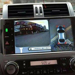 Seamless Logger kit W  Sensor 360° 1080P Car DVR Bird View System