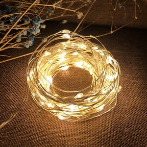 Christmas Decorations Garland Christmas Decorations for Home Fairy String Light New Year Tree Home Decor