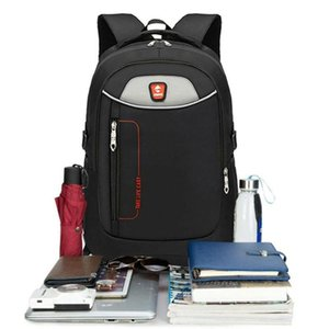 New Trend Male Backpack Anti Theft Laptop Backpack Vintage Travel Men Shoulder Bags Computer School Bag For Men Boys