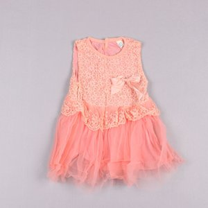 Clearance sale girls dresses lace kids dress Tutu princess dress bows kids dresses girls dress kids clothes Z183