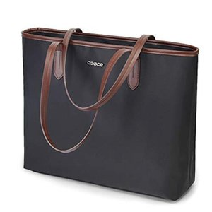 OSOCE Handbags Up to 15.6 Inch Laptop for Women Office Bags Briefcase,Laptop Tote for Women,Lightweight,Waterproof