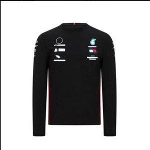 2020 New Racing Chaqueta de secado rápido de la motocicleta Jersey de manga larga Camiseta de manga larga Poliéster Secado rápido Jinete Downhill Traje de carreras con la misma C
