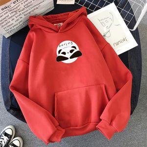 Long Sleeve Little Cute Harakuku Panda Print Fleece Thick Sweatshirt Ms Kawaii Harajuku Oversized Hoodies Women05
