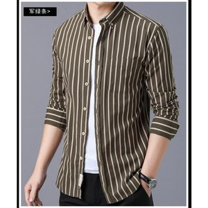hot sell ins style men shirt new arrival spring autumn fashion Casual long sleeve shirt 100% cotton free shipping