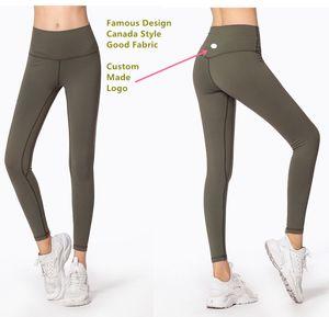 13 Leggings Womens Sport Leggings Set Femmes Style Colors Capris Canada Align Sports Fitness Yoga Designer Pants Jltpu