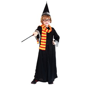 Cosplay Halloween Masquerade Party Show Dress Up Children's Scarf Harry Potter Vestito