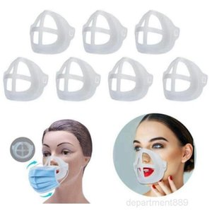 3D Mask Bracket Fastening Lipstick Protection Stand Anti-Stuffiness Frame Face Holder Masks Support Tool Accessories OWC3680