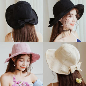 Fashion Hat Beach Hat Straw Summer Women Straw And Handbag Bags Outdoor Kids Holiday Beach Sun Girls Cute Panama Cap