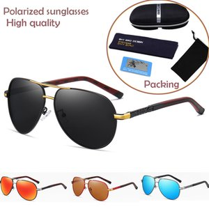2020 mens fashion designers polarized sunglasses for woman high quality UV400 goggles eyewear for driving occiali da sole