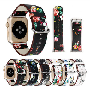 Apple Watch Band Smart Straps Wristbands Leather for iwatch 1 2 3 4 5 6 38 40 42 44mm