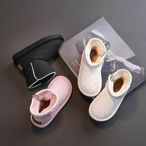 2020 new Winter girls snow boot kids boots princess girls boots baby boots kids shoes baby shoes girls shoes ankle boot retail