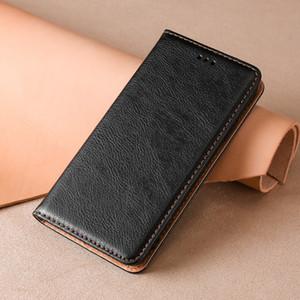 Stoßfestes Leder Flip Case Brieftasche Telefon Fall für Motorola G9 G9 PLAY E7 Plus Rand plus Eine Fusion E6s 2020