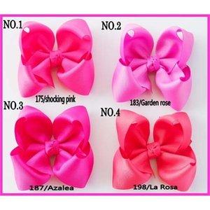 45 шт. 3.5 Boutique Free Bows Clip Shift Charage Лентовые волосы