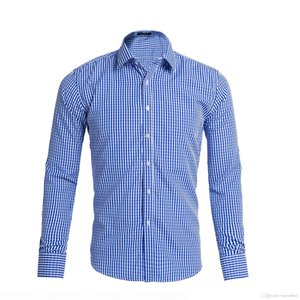 حار بيع livaison gratuite منقوشة التلبيب رجل بأكمام طويلة القطن قميص الرجال الولايات المتحدة الأمريكية ماركة بولو شيرت 100٪ أكسفورد قميص عارضة الحصان الصغيرة