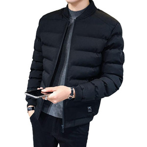 winter jacket men Down Men Jackets Parka High Quality Winter Warm Outwear Brand Slim Mens Coats Casual Windbreak Jackets