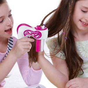Electric Automatic Hair Braider DIY Stylish Braiding Hairstyle Tool Twist Braider Machine Hair braid Weave Roller For GirlRabin