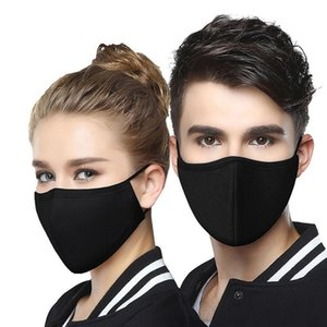 In stock Face Anti-Dust Smoke Adjustable Reusable Masks Mask Breather For Women Man DHC3070