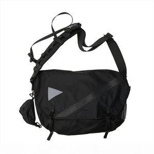 Shoulder Bag Men Women Messenger Bag Large Multi functional Practical Sling Chest New Streetbag Tactical Outdoor fashion hot